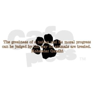 gandhi_animal_quote_sticker_bumper